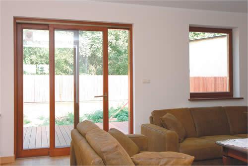 okna drewiane Leszno